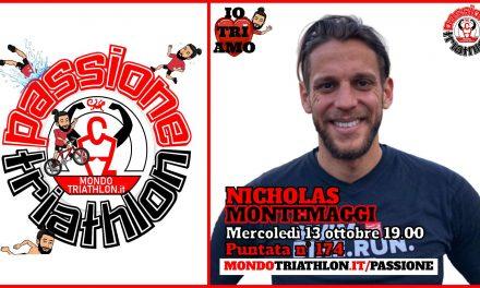 Nicholas Montemaggi – Passione Triathlon n° 174