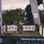 I protagonisti dei triathlon di Borgo Egnazia, Peschiera del Garda, Tirrenia, San Vito Lo Capo, Lignano Sabbiadoro, Tuoro sul Trasimeno, Savona, Porto Torres